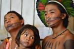 Indians Apiaka, Mato Grosso