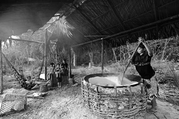 Jamamadi indigenous people, Amazon
